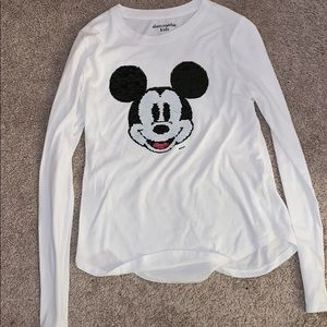 Abercrombie Kids Mickey Mouse T-Shirt